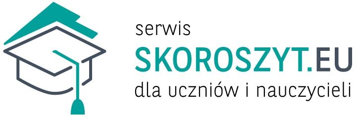 Skoroszyt.eu – serwis dla uczniów i nauczycieli.